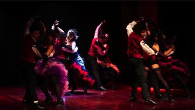 Shows Dança Contemporânea